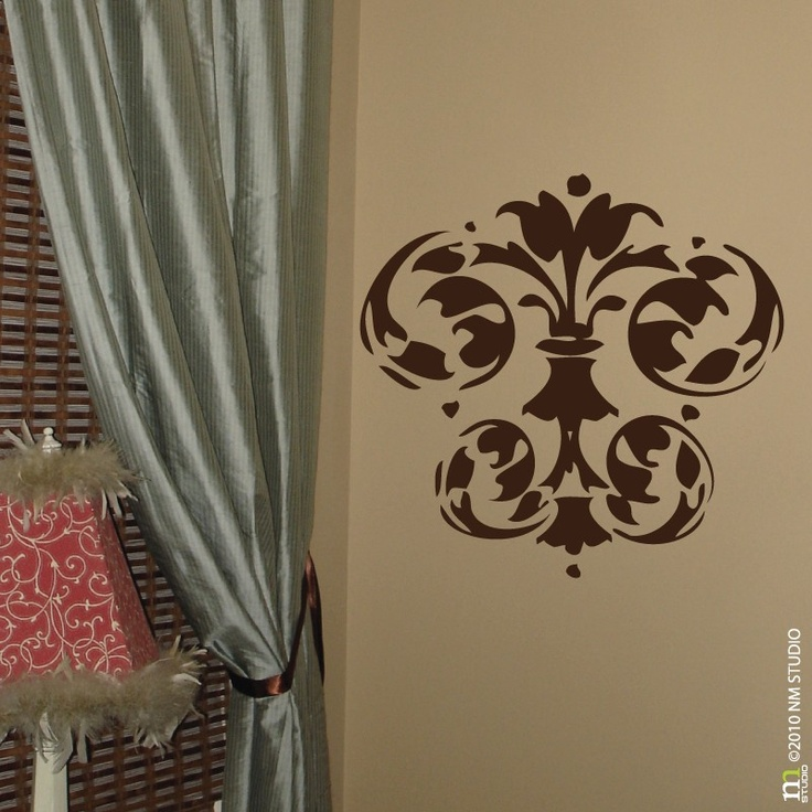 Pin By Clingeverything On Fleur De Lis Wall Decal Pinterest