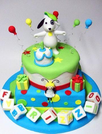 Pin Torta De Doki Cake On Pinterest cakepins.com