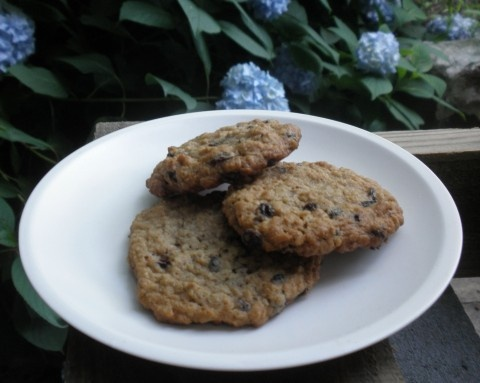 Oatmeal Currant Cookies | Recipe Box | Pinterest