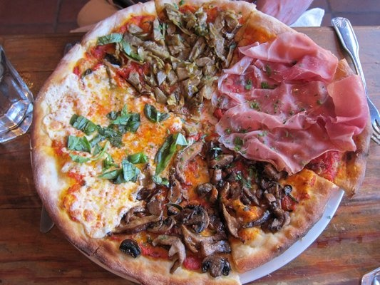 Quatro stagioni pizza celeste best italian restaurant nyc 502