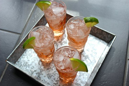 An IKEA-Inspired Cocktail Recipe: Rhubarb Margarita — The 10-Minute ...