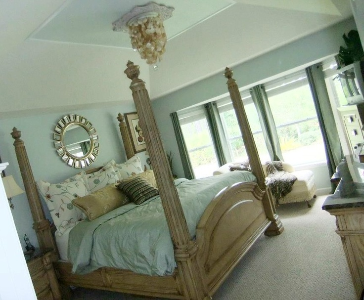 healing aloe benjamin moore blue rooms pinterest