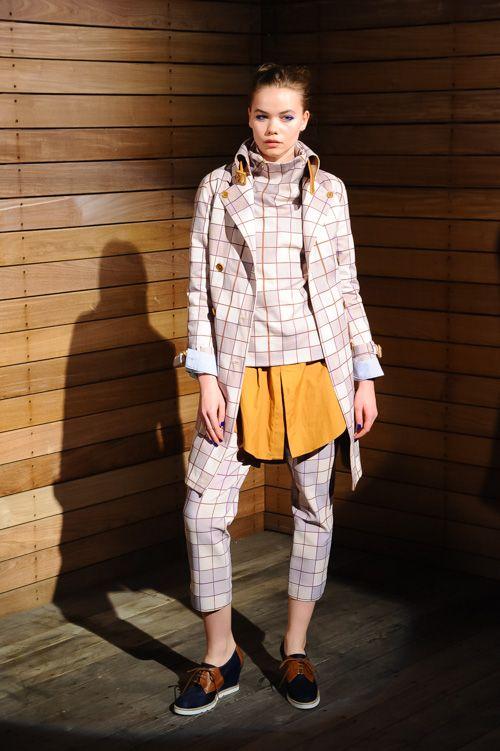 ザ ドレス アンド コー ヒデアキ サカグチ(The Dress & Co. HIDEAKI SAKAGUCHI) 2014-15年秋冬コレクション Gallery12