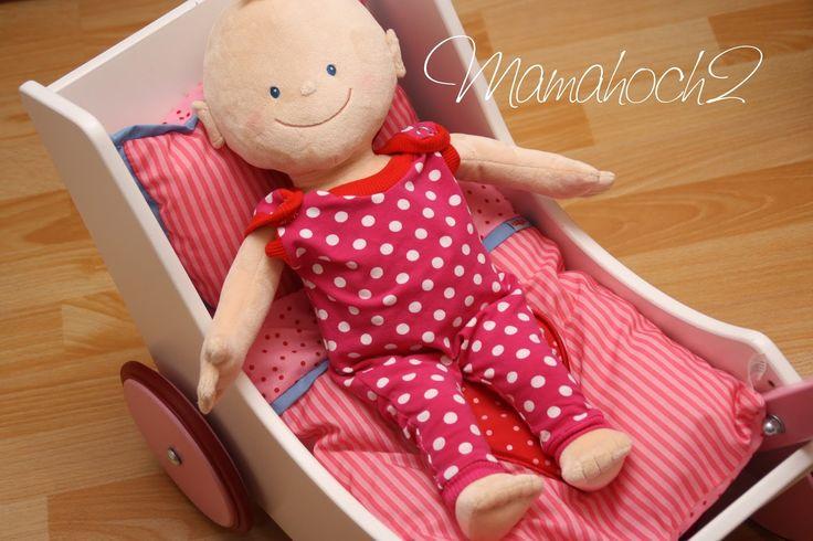 ... für Krümel I Puppe I nähen  Puppen Kleidung & Accessoires