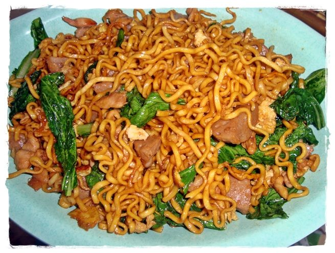 mie goreng (fried noodle) | Beautiful Indonesia | Pinterest