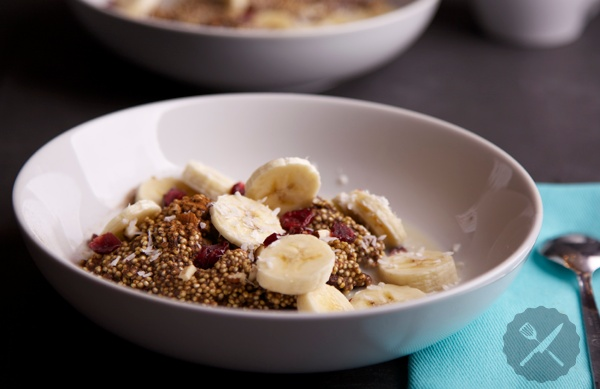Breakfast Quinoa | Deliciousness | Pinterest