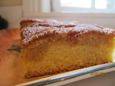 Gooey Cinnamon Cake | Food - Baking | Pinterest