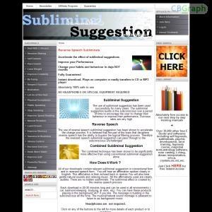 subliminal suggestion essay