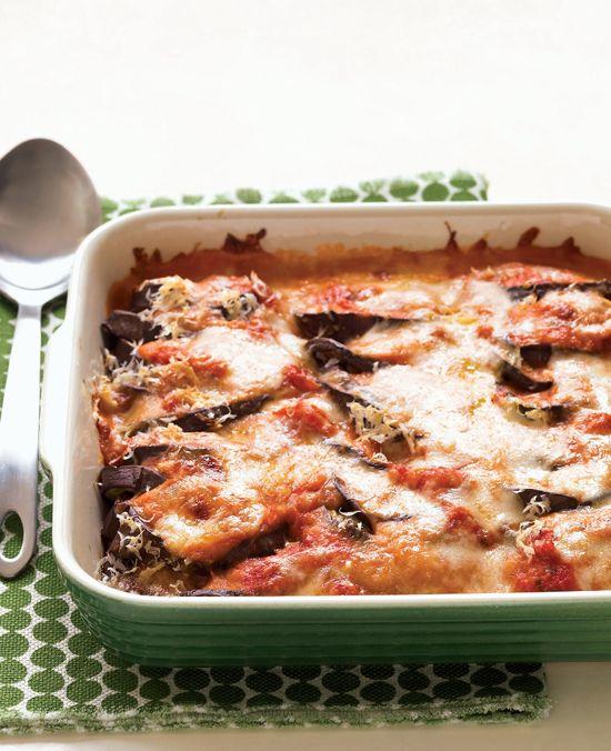 light eggplant parmesan | Make in the Kitchen | Pinterest