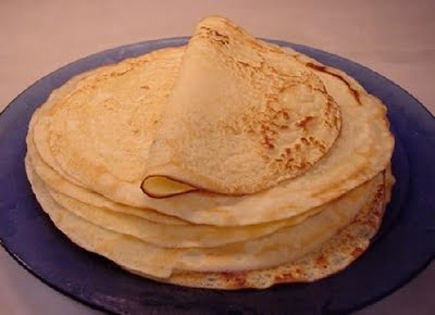 MIRROR IMAGE: MY CREPE RECIPE: Link to How Crepes Came to Be with ...