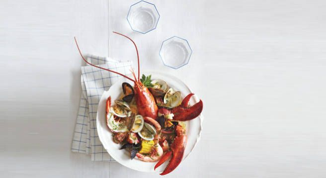 Daniel's Dish: A Stovetop Clambake Bring the flavors of the sea home ...