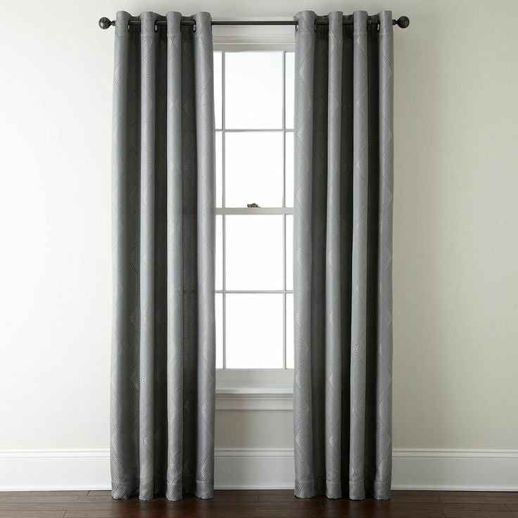 jcpenney - Studio™ Bungalow Grommet-Top Curtain Panel - jcpenney