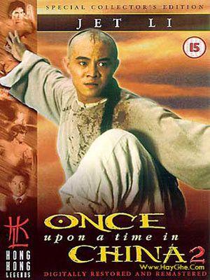 Phim Hoàng Phi Hồng 2