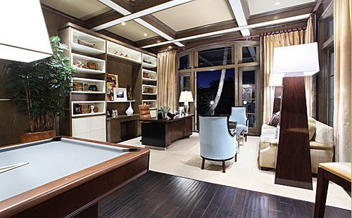 Man Cave Home Office : Home office man cave sweet craft room gt