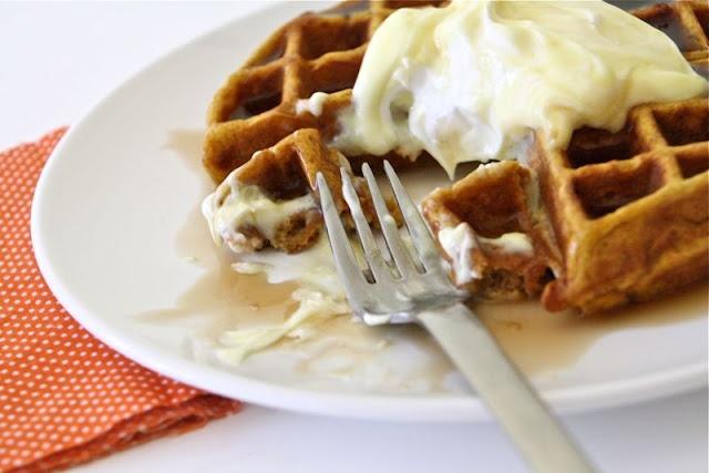 Lemon Cream Pie Waffles Recipes — Dishmaps