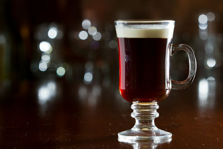 Classic Irish Coffee | DRINKS FOR AFTER HOURS | Pinterest
