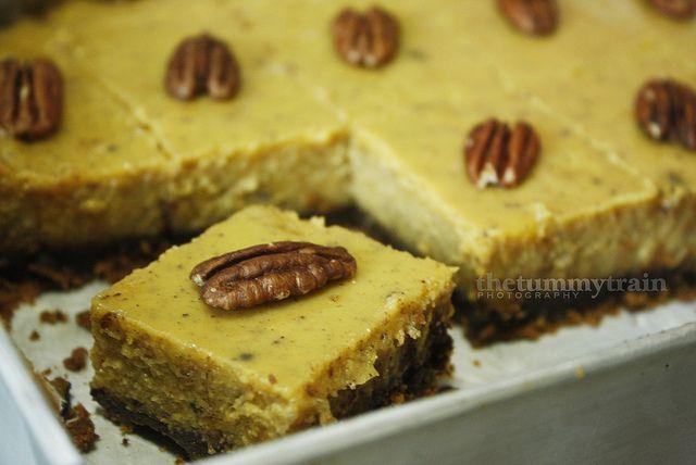 Sweet Potato Bars | Brownies & Bars | Pinterest