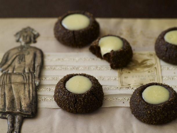 Chocolate Mint Thumbprints | Recipe