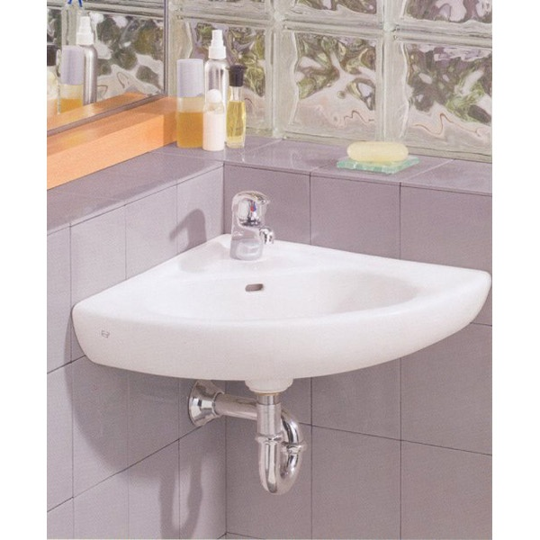 Sinks For Small Bathrooms Pedestal Sinks For Small Corner Sinks Small ...