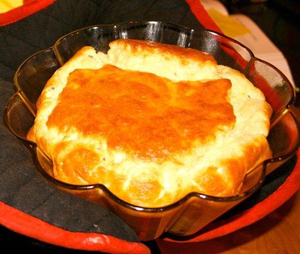 Virginia spoon bread | Bread's & Muffins &Rolls | Pinterest