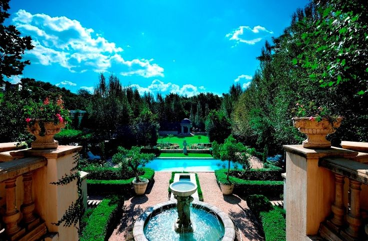 Le Chatelat Boutique Guest House Luxury Accommodation Sandton