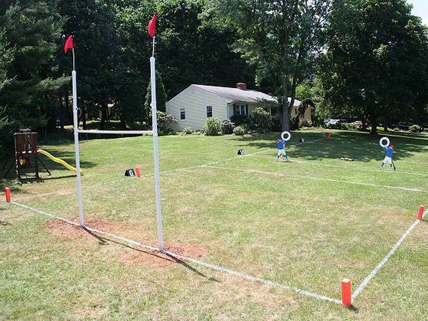 Soccer Backyard Drills : backyards