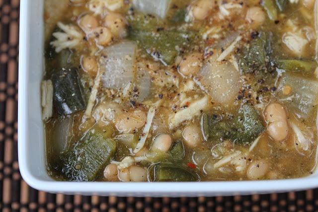 crock pot white chicken chili | Cookin' | Pinterest