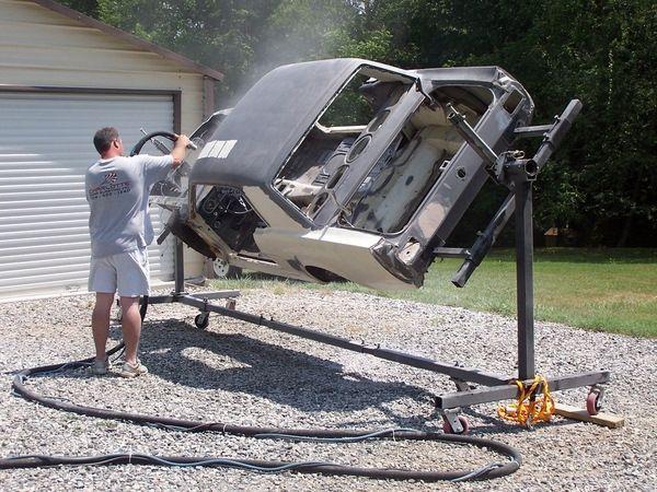 Самодельные приспособления для ремонта автомобиля своими руками 49