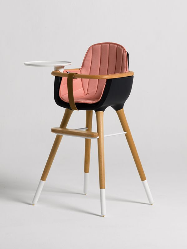 Modern High Chair The Styled Child Pinterest