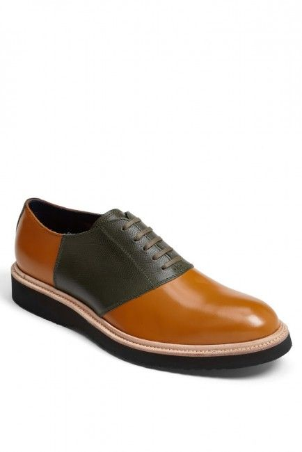 Cole Haan Martin Saddle Shoe (Men