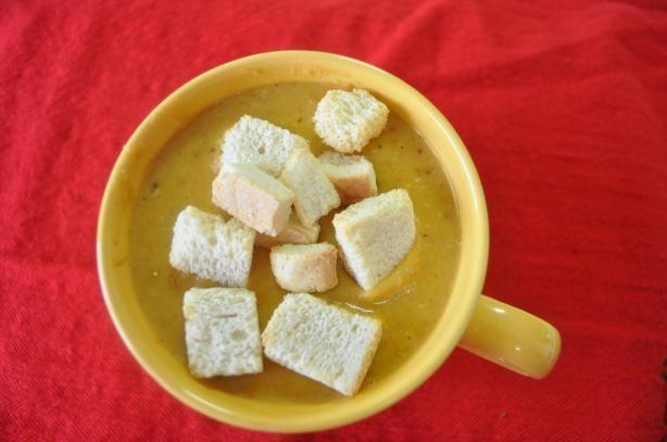 Egyptian Lentil Soup. Photo by I'mPat
