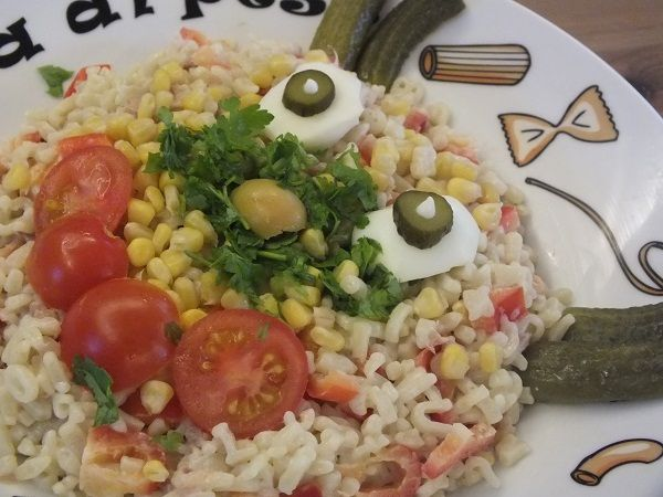 Tuna Fish Macaroni Salad Recipe