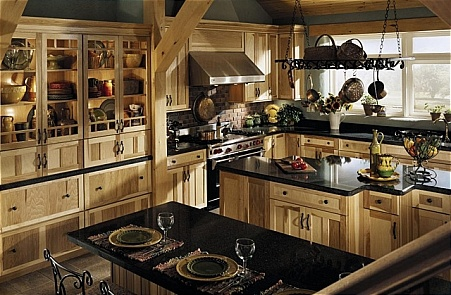 Diamond cabinets hickory for the home pinterest for Diamond kitchen cabinets