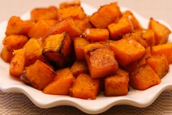 roasted butternut squash with Moroccan spices: it's phenom. I make a ...