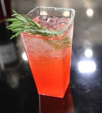 Shanghai Rose | Recipe
