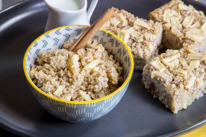 Baked Breakfast Quinoa | Recipe