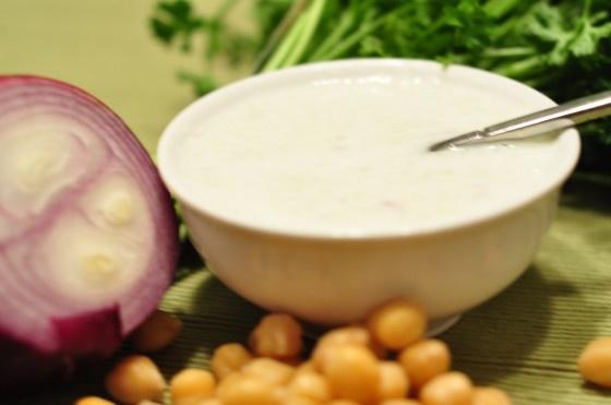 cucumber yogurt sauce | Dinner Ideas | Pinterest