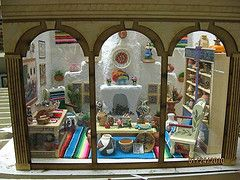 Designer dioramas miniature rooms - Pin By Beverly Wolf On Miniature Rooms Amp Dollhouses