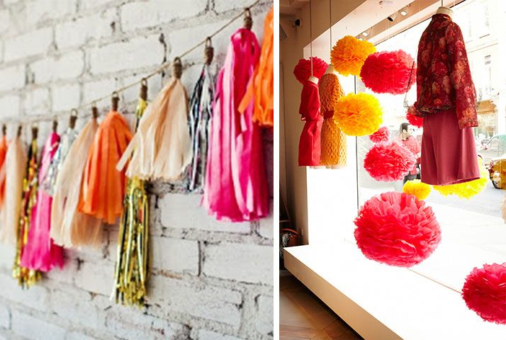 Spring Window Display Inspiration - Blog - Boutique Window