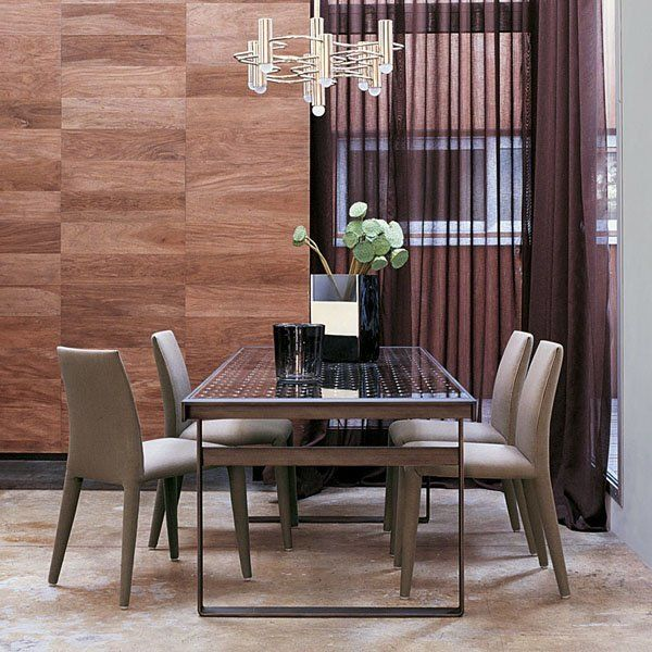 B b italia dining room dining rooms pinterest for B b italia dining room chairs