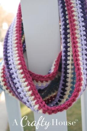 Crochet - Crochet Rug Patterns - Easy Scrap-Yarn Rug