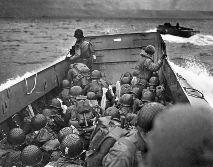 d-day invasion of normandy casualties