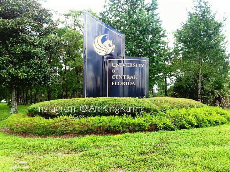 University of Central Florida in Orlando, FL