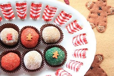 Gingerbread Truffles | Everyday cookies,brownies & bars | Pinterest