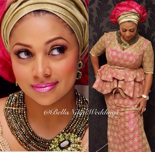 Traditional wedding bella naija aso ebi wedding day pinterest