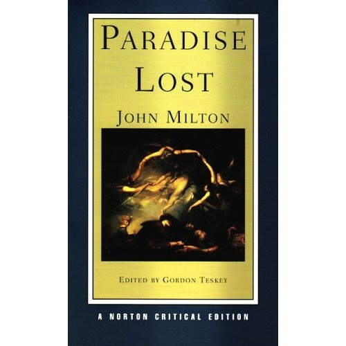 paradise lost by john milton the The first part of milton's purpose in paradise lost then is to show that disobedience leads to a breakdown of hierarchical or social order with disastrous consequences some have argued that milton puts himself in a contradictory position in paradise lost , since he supported the overthrow of charles i.