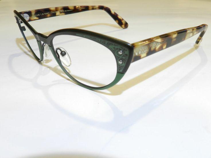Jean Lafont Gilda 441 Green Sunglass Eyeglasses Frames 50 ...