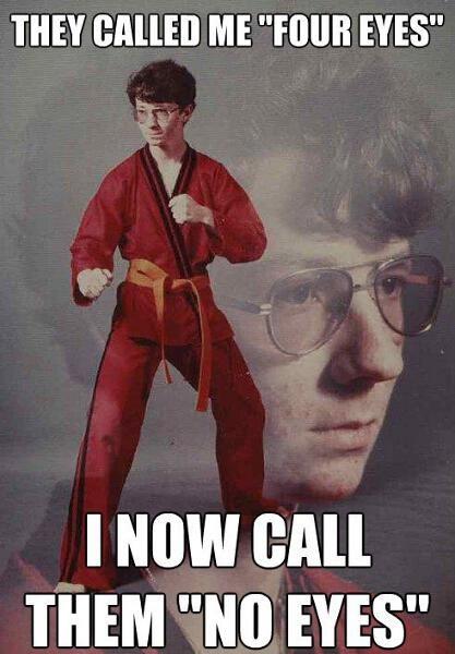 Karate Kyle   Mr. Miya...