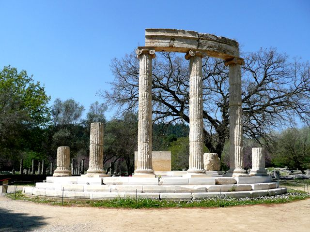 Olympia Greece Explored Pinterest