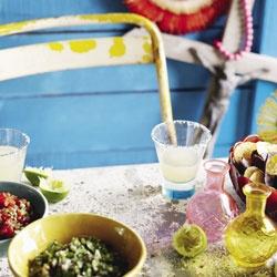 Mexican recipe collection: Pico de gallo, Street-style grilled corn ...